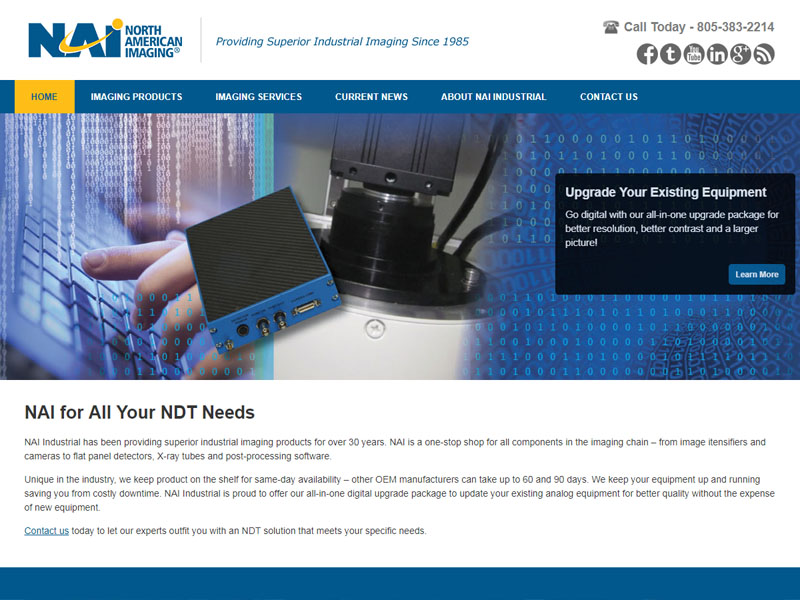 NAI Industrial Imaging