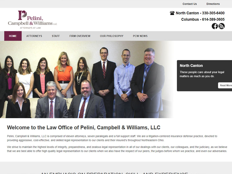 Pelini, Campbell & Williams, LLC