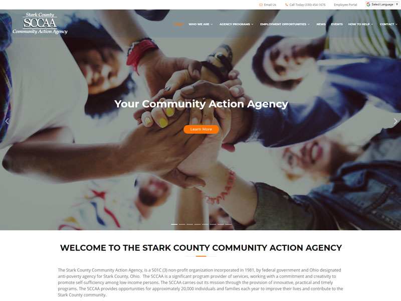The Stark County Community Action Agency